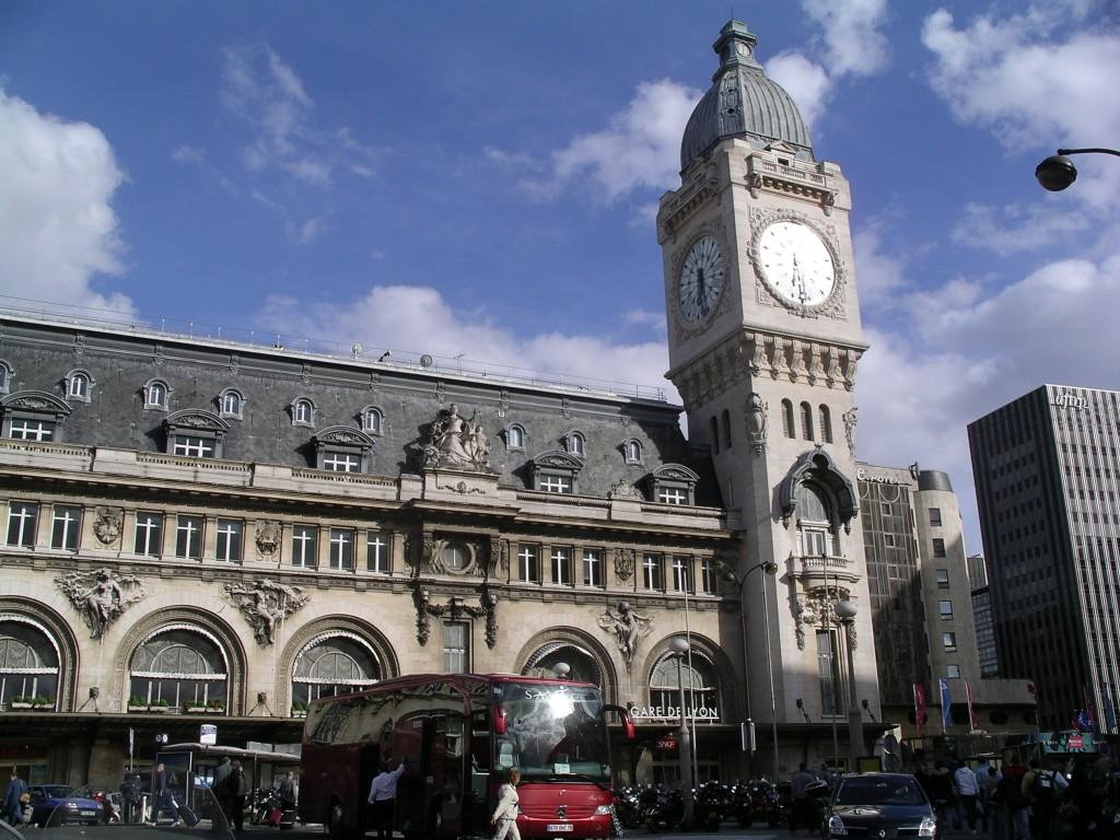 Gare de Lyon Paris
